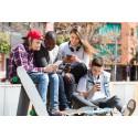 Teens løber tør for data