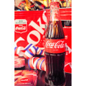 Coca-Cola sopii maustettujen ja paistettujen  mutta myös aasialaisen ruuan kaveriksi