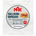 Fontana och Max i fördjupat samarbete för att skapa den perfekta halloumiburgaren