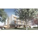 Välkommen till byggstart för Gränden  – Ett förtätningsprojekt för varierat bostadsutbud och tillgängligare miljö