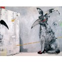 Sista veckan: Truls & Madara Vaska Olin - måleri - tom söndag 13 november