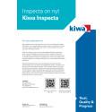 Inspecta on nyt Kiwa Inspecta -asiakastiedote