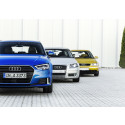 20 år av framgång med tre generationer Audi A3