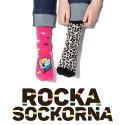 Rocka sockorna - affischer, instabild och Twibbon