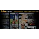 Om Fourstream® som lanserar ny webbplats.
