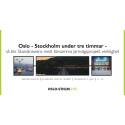 Oslo-Stockholm under tre timmar - vi presenterar vårt förslag i Almedalen