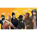 Lär dig skapa hiphop och rap med Mollgan och hans gäster