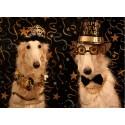 Vart tionde husdjur följer med på nyårsfesten