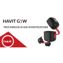 Havit G1W - unikt TWS headset