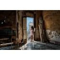 """""""VIAJERO"""" - Robert Eliassons utställning visas nu på Lydmar Hotel"""