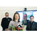 Kristina Sundin Jonsson får Platsledarpriset i Sverige