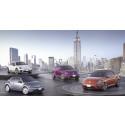 Beetle-feber i New York: Volkswagen presenterar fyra nya versioner