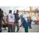 Svenska Röda Korset bygger toaletter för 20 000 för drabbade av cyklonen Idai