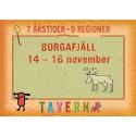 Souvasskav, älgburgare och hjortron - välkommen till pressträff med Borgafjäll på taverna Brillo