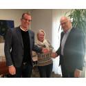 Landskronahem vill bygga miljövänligt i Häljarp tillsammans med Emrahus