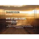 Hyr ut din husbil - Sharesson