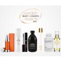 Vinnarna från Swedish Cosmetics & Beauty Awards 2016 på Hudoteket
