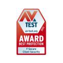 F-Secure prisas för bästa skydd av AV-TEST