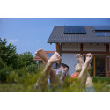 Sommarens solstrålar kunde gett 230 miljoner kWh bara i Stockholms län