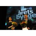 Vinnarna av Byggopus prisades på Cirkus
