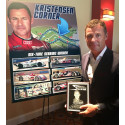 Tom Kristensen i Sebring Hall of Fame