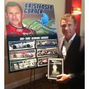 Tom K tildeles plads i Sebring Hall of Fame