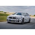 Nya BMW M5 med M xDrive.
