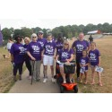 Survivors take a Step Out for Stroke in Watford