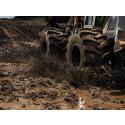 Nokian Tyres lanserar helt ny serie med däck för skogsmaskiner