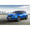 Opels nya SUV: Grandland X – kraftfull och äventyrlig