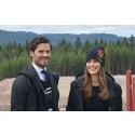 Två dagar i Dalarna med prins Carl Philip och prinsessan Sofia