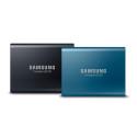 Samsung introducerer ny SSD-harddisk – Samsung Portable T5