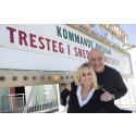"""Annika Andersson och Thomas Petersson tar succékomedin """"Tresteg i Snedsteg"""" på vårturné!"""