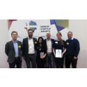 Next Step Challenge vinder Nordic Startup Awards