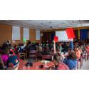 Samiska ungdomar visar vägen till ökad samisk språkanvändning