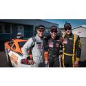 Tättrio laddar inför V8 Thunder Cars och Power Meet på Ljungbyhed