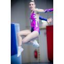 Heyley Brice-Nicolson svensk mästarinna i aerobic gymnastics