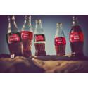 Kerava ja Ivalo Coca-Colan kesäpulloissa