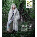Generalprogram Kulturkvarteret Kristianstad hösten 2015