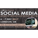 #milsocialmedia 2017 sets the debate: ​Is the defence & military sector ready for social video?