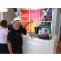 Synoptik öppnar ny butik i Ystad – inviger glasögoninsamling för tusentals behövande guatemalaner