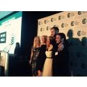 Spoon vinner i Pearl Awards