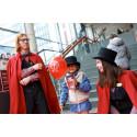 Filmfrossa för de unga då SF Bio anordnar Barnens Biodag