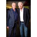 Dr Westerlund och Sir Richard Branson