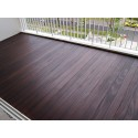 Completed Decking Project by Evorich ~ Accoya® Decking @ Park Central DBSS