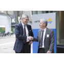 Preem och Vattenfall i samarbete  om biodrivmedel i stor skala