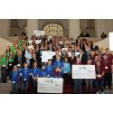 Platz eins für Jungdesigner aus Soest - Die Schülerfirma ALDESIGN gewinnt den diesjährigen Bundes-Schülerfirmen-Contest
