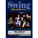 SWING BROTHERS - Tedans