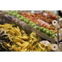 Bananen är en av matsvinnets värstingar
