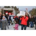 Ramböll skänker 1,2 miljoner kronor till humanitär hjälp i Syrien